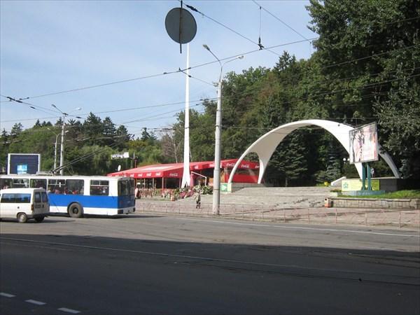 Винницкий парк культуры и отдыха